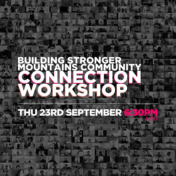 Building  a stronger Blue Mountains Community with Tomorrow Man image