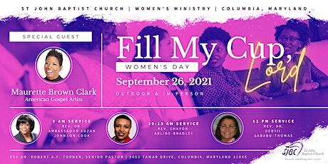 Women's Day: Sunday Service tickets