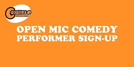 Cojones Open Mic Comedy tickets
