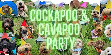 Cockapoo & Cavapoo Fancy Dress Party! tickets