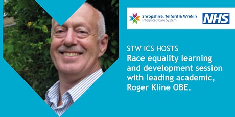 Learning and development session with leading academic, Roger Kline OBE tickets
