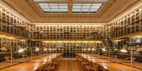 An Evening Inside the Rare Book Room at The New York Public Library tickets