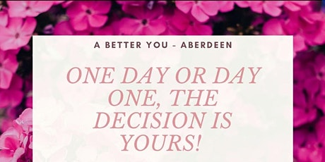 A better you - Aberdeen tickets