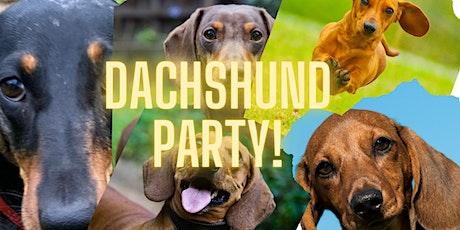 Dachshund Party! tickets