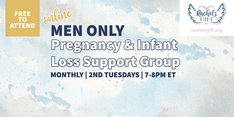 Men Only Pregnancy and Infant Loss Support Group (ONLINE) tickets