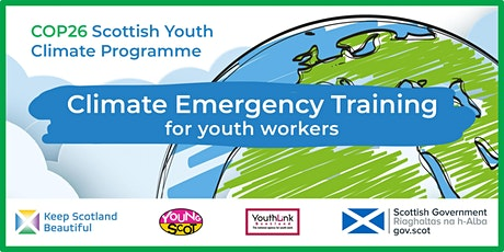 Climate Emergency Training for those working with young people tickets