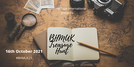 Black History Month UK 2021 Treasure Hunt tickets