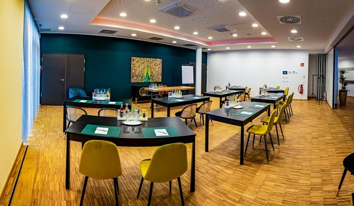 Exklusives Business Frühstück  im Elb - Boardinghouse Magdeburg Hotel: Bild