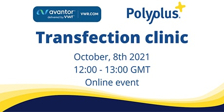 South Wales Universities transfection clinic tickets