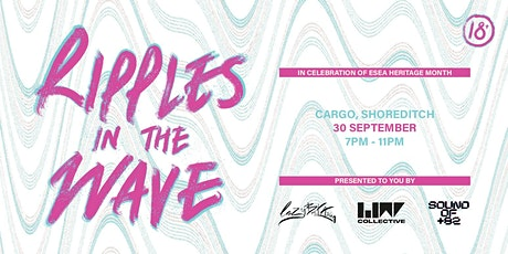 Ripples In The Wave Concert (East and Southeast Asian Heritage Month) tickets
