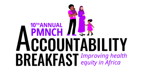10th Annual PMNCH Accountability Breakfast tickets