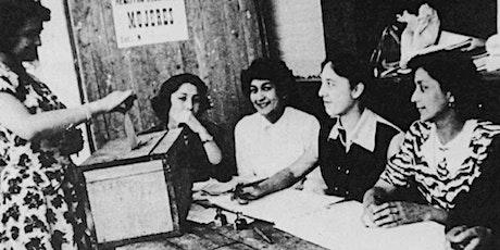 70 Años del Voto Femenino - Historia de una Conquista entradas
