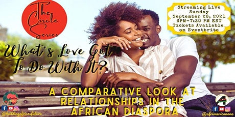 What's Love Got 2 do with it?A Look @ Relationships in the African Diaspora tickets