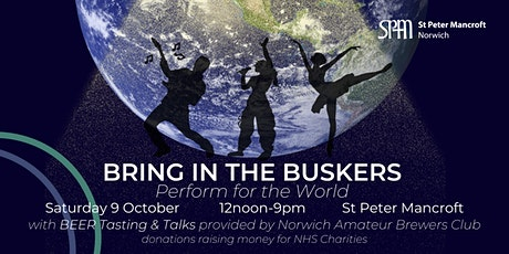 Bring in the Buskers - Performers Sign-Up tickets