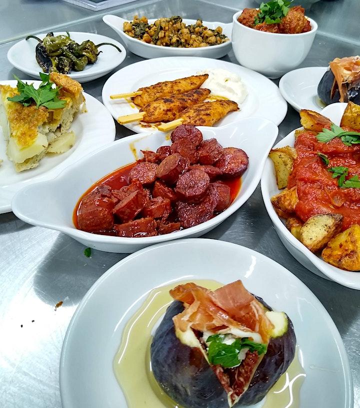 REfUSE Restaurant Night: Tapas image