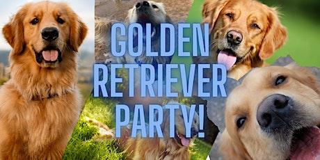 Golden Retriever Party! tickets