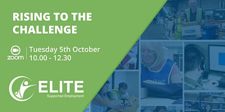 Rising to the Challenge - Employer Event tickets