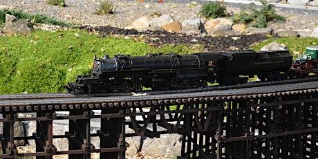Garden Railways Tour tickets