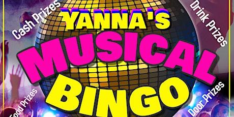 Musical Bingo Every Tuesday Night tickets