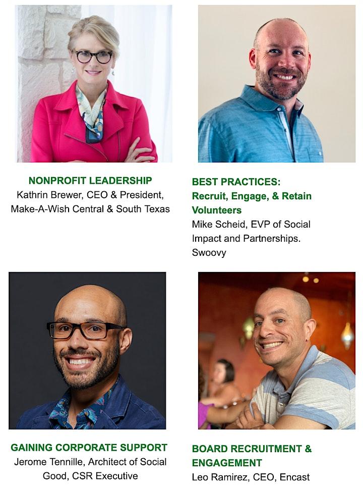 Nonprofit Leadership Essentials image