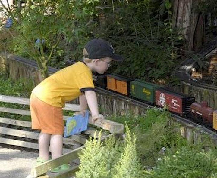 Garden Railways Tour image