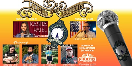 Ellicott Silly Comedy Festival presents Laughs and Draughts at Phoenix tickets