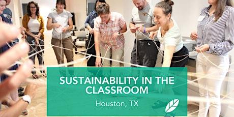 EcoRise: Sustainability in the Classroom: Houston,TX tickets
