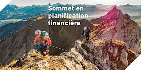 Sommet en planification financière billets
