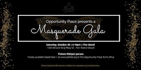 Masquerade Gala tickets
