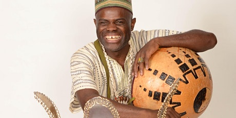 Imagine the Best Musician: Storytelling with Usifu Jalloh tickets