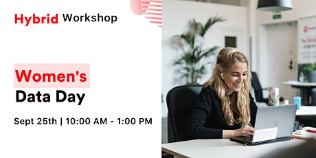 Women's Data Day: Learn Web Scraping with Python  tickets