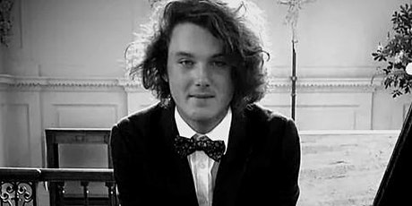 Free lunchtime concert: Phillip Leslie (piano) tickets