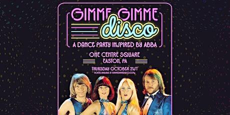 Gimmie Gimmie Disco (ABBA Dance Night) tickets