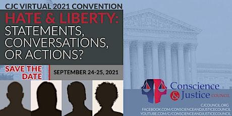 CJC VIRTUAL 2021 CONVENTION tickets