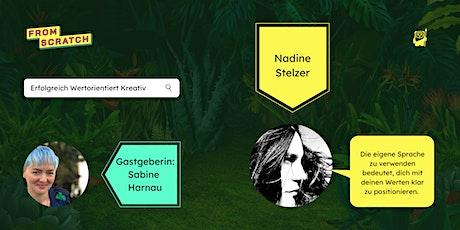 Stimme, Herz & Kreativität in einem Takt: — E.W.O.K. trifft Nadine Stelzer Tickets