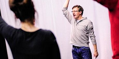 A Workshop with Michael Harvey - Telling Myth tickets