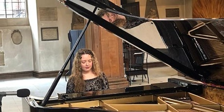 Free lunchtime concert: Natalie Molloy (piano) tickets