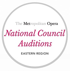 Metropolitan Opera National Council Eastern Region logo