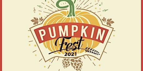Pumpkin Fest 2021 tickets