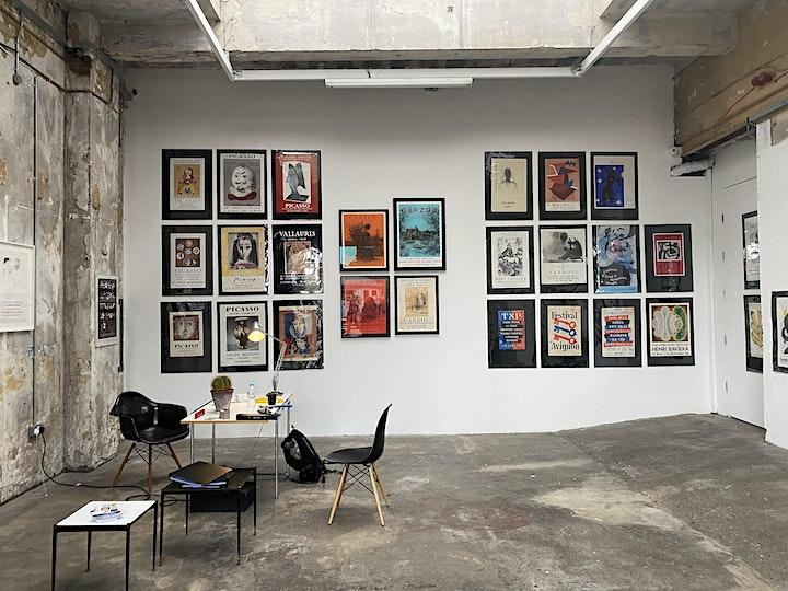 Projekt Mkt | Vintage Poster Market | Clapton E5 image
