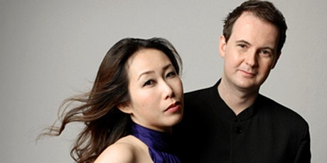Free lunchtime concert: Waka Hasegawa and Joseph Tong (piano duo) tickets