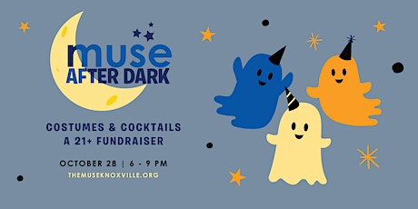 Muse After Dark: Costumes & Cocktails tickets