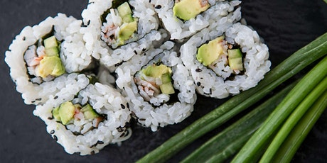 Beginner's Guide to Making Sushi - Online Cooking Class by Cozymeal™ tickets
