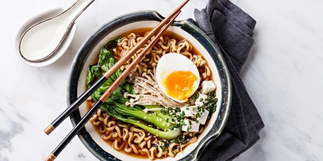 Homemade Miso Ramen - Online Cooking Class by Cozymeal™ tickets