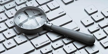 CORSO DIGITAL FORENSICS - Introduzione alle Investigazioni Digitali (4 ore) biglietti