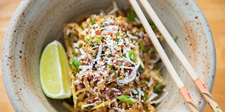 Thai Favorites Made Vegan - Online Cooking Class by Cozymeal™ tickets