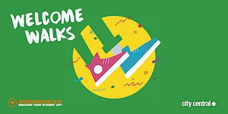 Welcome Walks: Paddepoel tickets