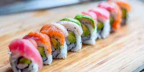 Sex and the City-Themed Sushi Night - Online Cooking Class by Cozymeal™ tickets