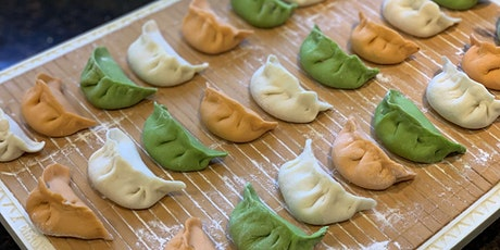 Colorful Chinese Dumplings - Online Cooking Class by Cozymeal™ tickets