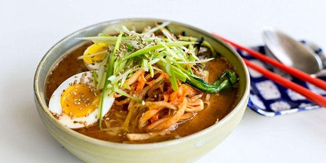 Authentic Tantanmen Ramen Soup - Online Cooking Class by Cozymeal™ tickets